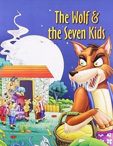 Wolf & the Seven Kids [Dec 01, 2010] Pegasus