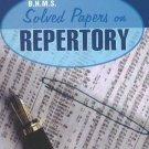 B. Jain's B.H.M.S. Solved Papers on Repertory [Paperback] [Jul 01, 2002] B. Jain