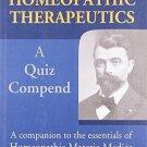 Essentials of Homoeopathic Therapeutics [Paperback] [Jun 30, 2000] Dewey,