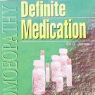 Definite Medication [Paperback] [Jun 30, 2000] Jones, Eli G.