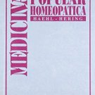 Medicina Popular Homeopatica (Spanish Edition) [Jun 01, 1999] Haehl, Ricardo