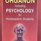 Notes on Organon Including Psychology for Homeopathic Students [Paperback] `