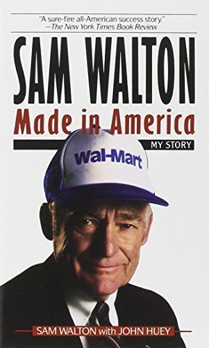 Sam Walton: Made In America [Mass Market Paperback] [Jun 01, 1993] Walton,