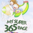 My Super 365 Page Colouring Book [Aug 01, 2012] B. Jain Publishers