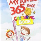 My Jumbo 365 Page Colouring Book [Aug 01, 2012] B. Jain Publishers
