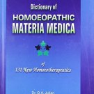 Dictionary of Homoeopathic Materia Medica [Hardcover] [Aug 15, 2003] Julian