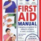 First Aid Manual [Paperback] [Nov 20, 1992] A. K. MARSDEN