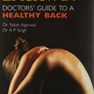 Reversing Back Pain: Doctor's Guide to a Healthy Back [May 30, 2008] Agarwal,