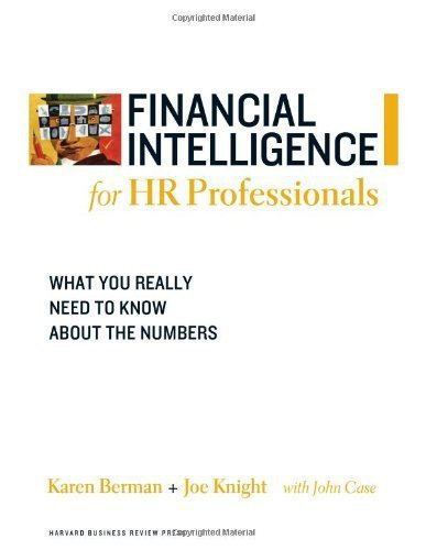 Financial Intelligence for HR Professionals: What You Really Need to Know About