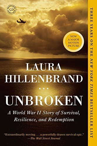 Unbroken: A World War II Story of Survival, Resilience, and Redemption [Paperback