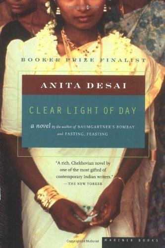 Clear Light of Day [Paperback] [Jan 01, 2000] Anita Desai