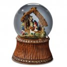 Nativity Water Globe