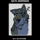 Balto Crochet Graphghan Blanket Pattern