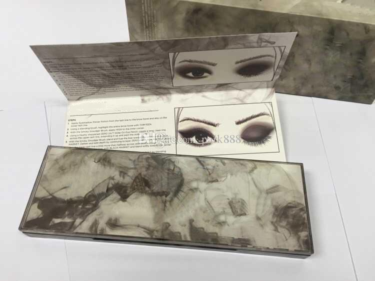 Smoky Palette 12 Color Eyeshadow Palette  Urban Decay