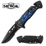 RAZOR TACTICAL SPRING ASSIST KNIFE