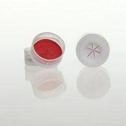 Autosampler Vial 11mm snap cap with septa