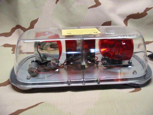 Able 2 Mini Halogen Lightbar