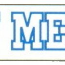 Outside Window Banner Decals - EMERGENCY MEDICAL TECH