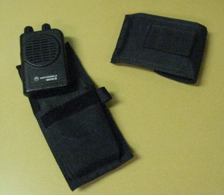 MINITOR IV PAGER CASE
