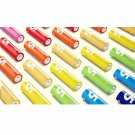 10pcs Original Xiaomi Zi5 Rainbow AA Alkaline Batteries