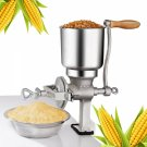 Corn Wheat Grinder Big Hopper Grain Grinder Manual Home Commercial New US