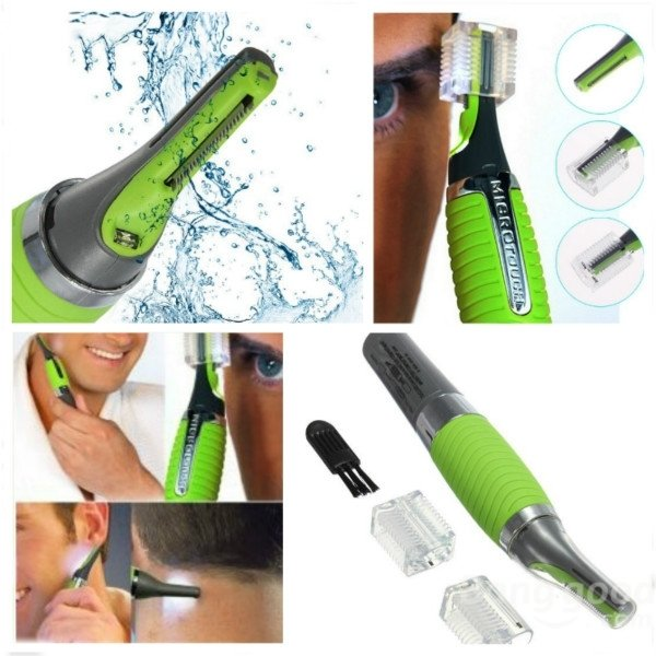Mirctouch Max Multi-functional Trimmer with LED Light