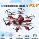 JJRC 2.4G 6-Axis RC Hexacopter Quadcopter Drone