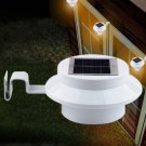 8PCS Outdoor LED Landscape Solar Light Garden Yard Fence Cutter Lamp White US