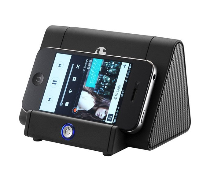 Portable Wireless Induction Speaker