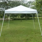 10 x 10 Foot EZ POP UP Wedding Party Tent Folding Gazebo Beach Canopy W/Carry Bag