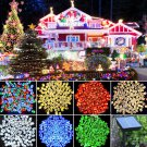 200-LED Outdoor Waterproof Christmas Decoration Solar Power String Light
