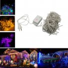 65FT 200-LED Christmas Festivals Decoration 8 Working Modes Waterproof String Light