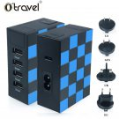 OTRAVE USB Travel Charger With LCD Indicator Screen