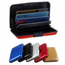 2-Pack Aluminum Blocking Credit Card Wallet Cases