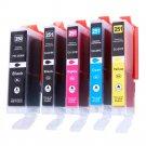 10PCS 250/251XL Ink Cartridge 4BK/2C/2M/2Y
