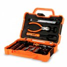 47-in-1 Household Maintenance Tool Kit Orange & Black