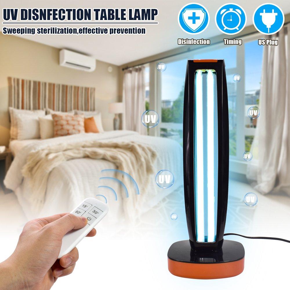 Ultraviolet Sterilization Lamp with Remote