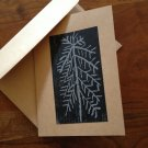 Primitive Pine Blank Note Card