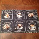 Capuccino Espresso Table Runner Small