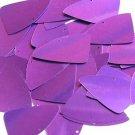 "Fishscale Fin Sequin 1.5"" Light Purple Metallic"