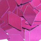 "Long Diamond Sequin 1.75"" Bright Purple Metallic"
