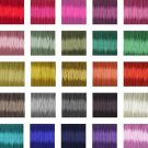 Satin Rattail Cord ~ Dozens of colors ~ Made in USA ~