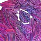 Purple Sequins City Lights Teardrop 1.5 inch Reflective Large Couture Paillettes