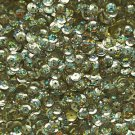 6mm Cup Sequins Gold Hologram Glitter Sparkle Metallic. Made in USA