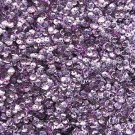 4mm Cup Sequins Loose Paillettes ~ Lavender Lilac Metallic ~ Made in USA