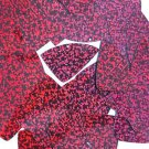 Red Cranberry Sequin Fishscale Fin Glitter Hologram 1.5 inch Couture Paillettes