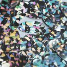 Oval Sequin Silver Northern Lights Reflective 1.5 inch Large Couture Paillettes