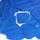 Royal Blue Sequins City Lights Square Diamond 1.5 inch Reflect Couture Paillette