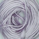 Lavender Lilac Satin Rattail Cord Made in the USA 10 yard pack