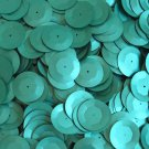 20mm Cup Round Sequins Light Green Matte Silk Frost. Made in USA
